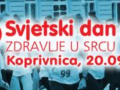 svjetski dan srca koprivnica 2014