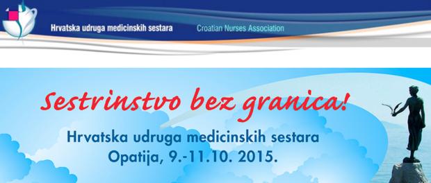 """Sestrinstvo bez granica"" – Opatija 09.–11. listopada 2015."