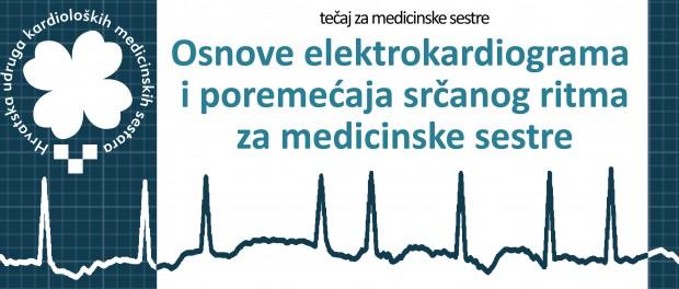 Tečaj EKG-a za medicinske sestre – Dubrovnik 27.1.2017.