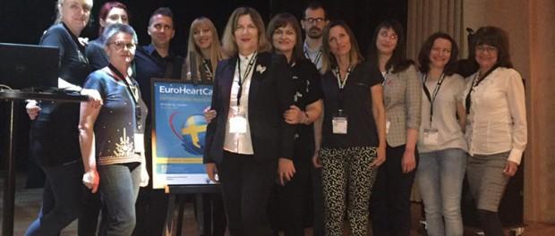 Izvješće o sudjelovanju na EuroHeartCare 2017