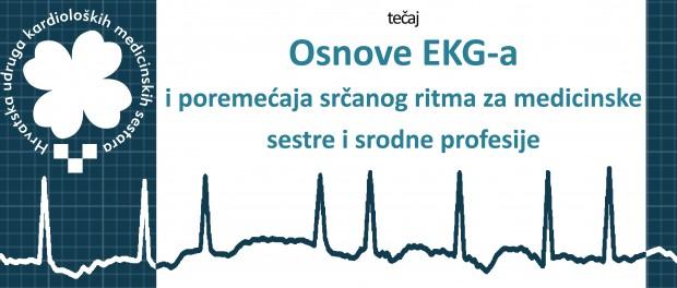 Tečaj – Osnove EKG-a za medicinske sestre i srodne profesije