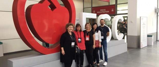 Izvješće o sudjelovanju na ESC kongresu 2018, Munich, SR Njemačka